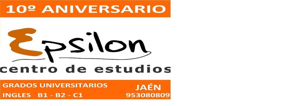 Academias y centros de estudios diversos en Jaén | Centro de Estudios Épsilon