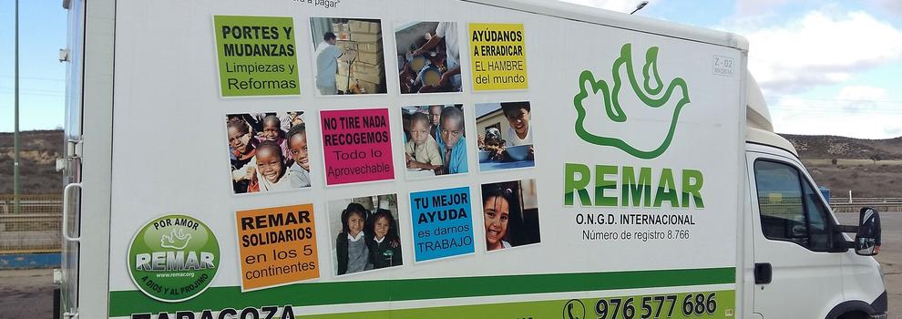 Venta de muebles de segunda mano en Zaragoza  Remar Zaragoza