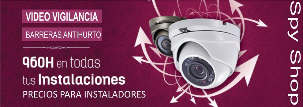Hidden cameras in Tenerife - Spy Shop Tienda Espía & Videovigilancia