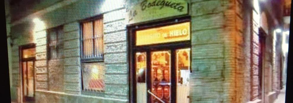 Catalan food in Poble Sec Barcelona