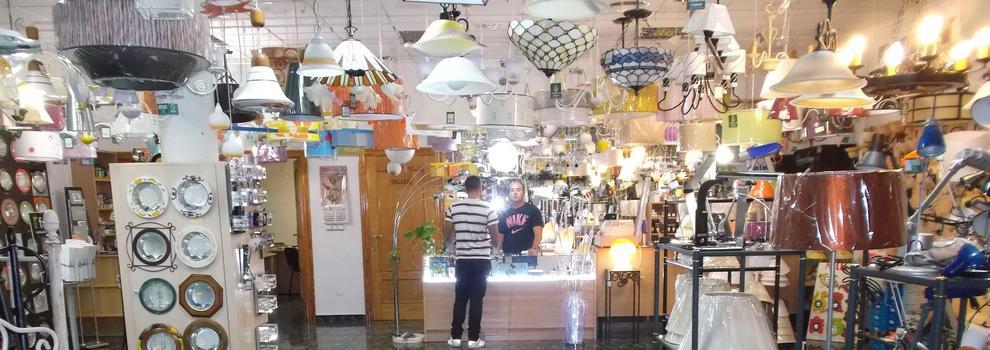 Tiendas de lámparas en Murcia | Lámparas Espejo