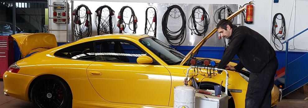 Talleres de coches en Valdemoro - Frioval