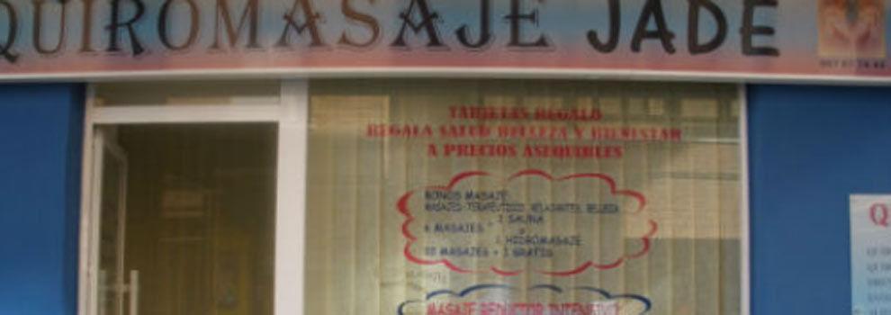 Quiromasaje en Albacete | Quiromasaje Jade