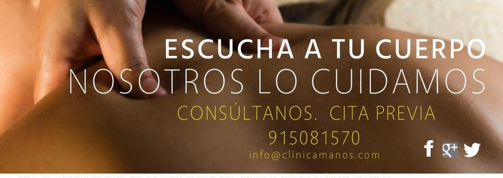 Fisioterapia, Osteopatía en Madrid | Manos Fisioterapia & Osteopatía
