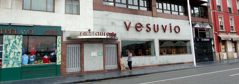 Comida a domicilio en Gijón - Vesuvio