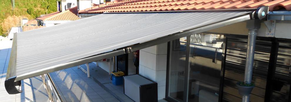 Toldos balcones Tolosa