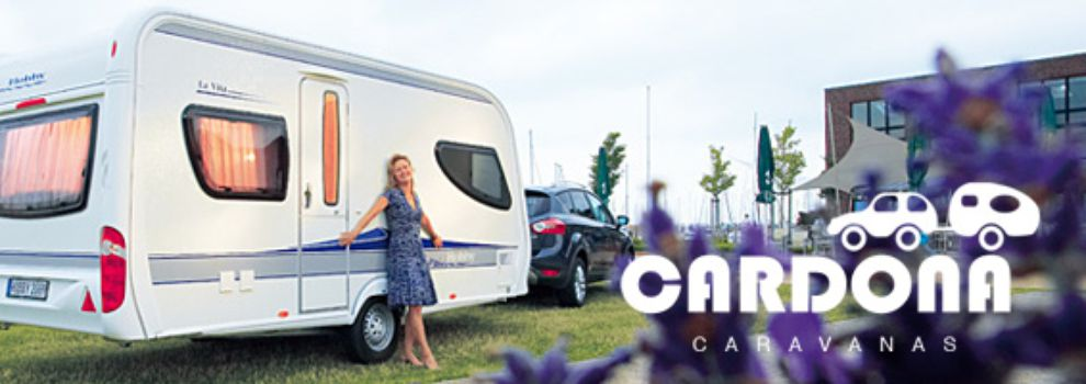 Caravans and mobile homes in Chauchina | Caravanas y Remolques Cardona, S.L.