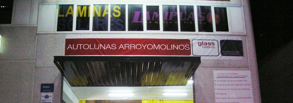 Reparación de cristales de coche en Arroyomolinos | Autolunas Arroyomolinos