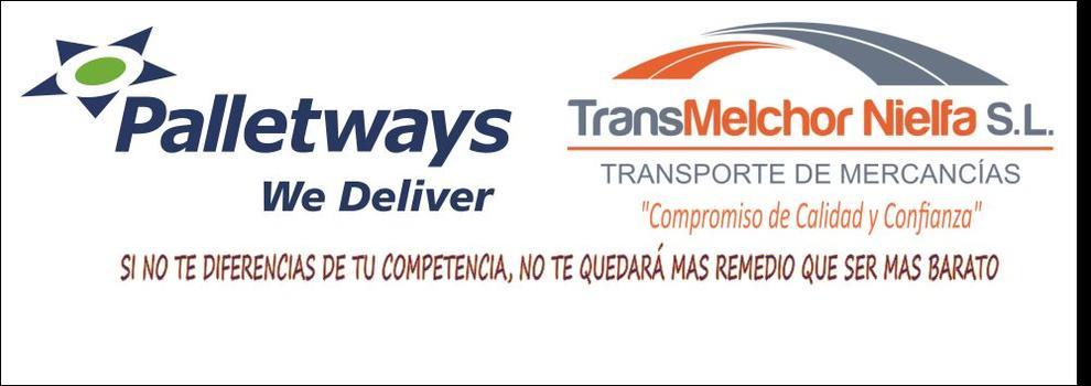 Transporte de mercancías en Madrid sur | Transmelchor Nielfa