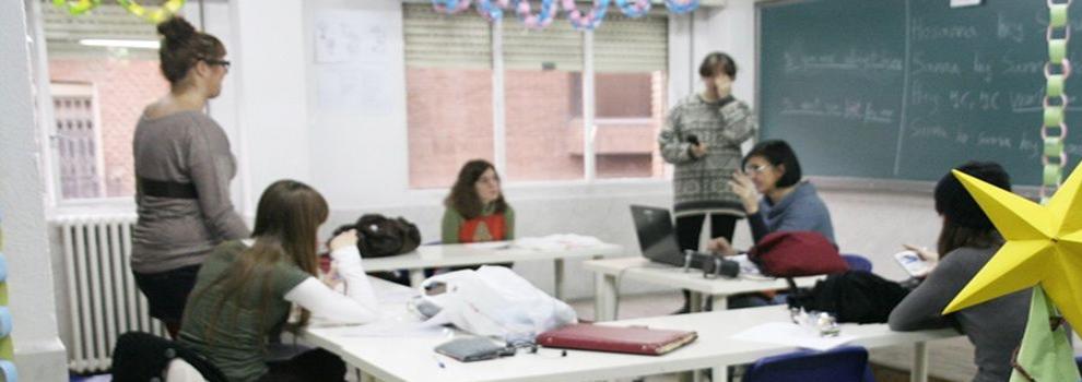 Colegios privados Madrid centro