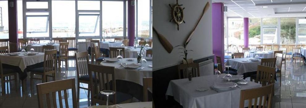 Cocina tradicional en A Coruña | Club Marítimo de Oza O Puntal