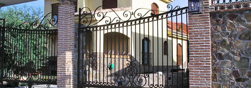 Puertas industriales Madrid centro