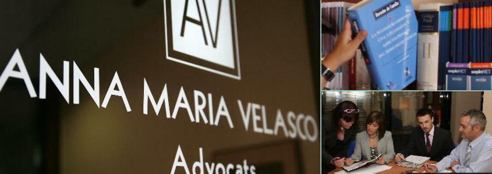Abogados en Terrassa | Anna Maria Velasco