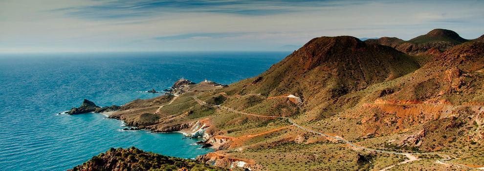 Turismo activo en San José, Níjar | MedialunAventura