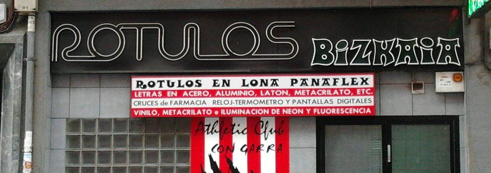 Rotulación de vehículos en Bilbao | Rótulos Bizkaia