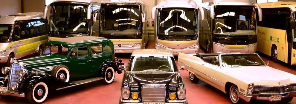 Alquiler de vehículos para bodas en Granada