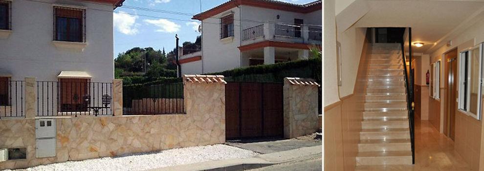 Reformas de viviendas Córdoba   Construcciones El Alamillo
