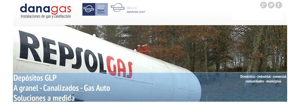Mantenimiento de instalaciones de gas en Bilbao | Danagas