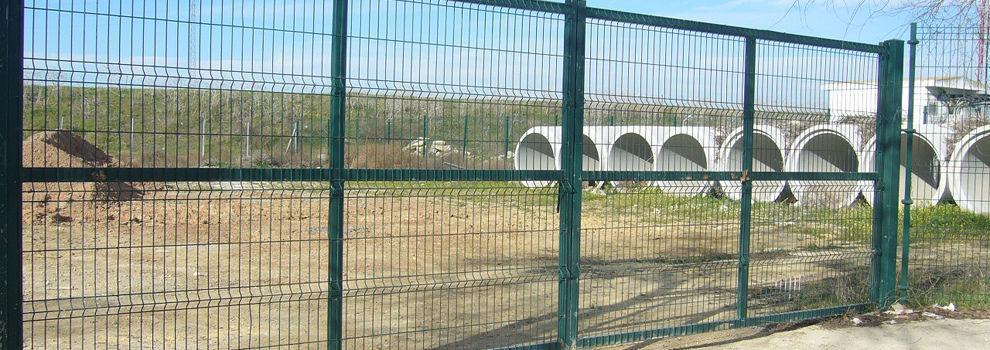 cerramientos exteriores en sevilla montaje de cercados y cancelas