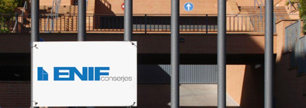 Empresas de conserjería en Madrid centro | Enif Conserjes, S.L.