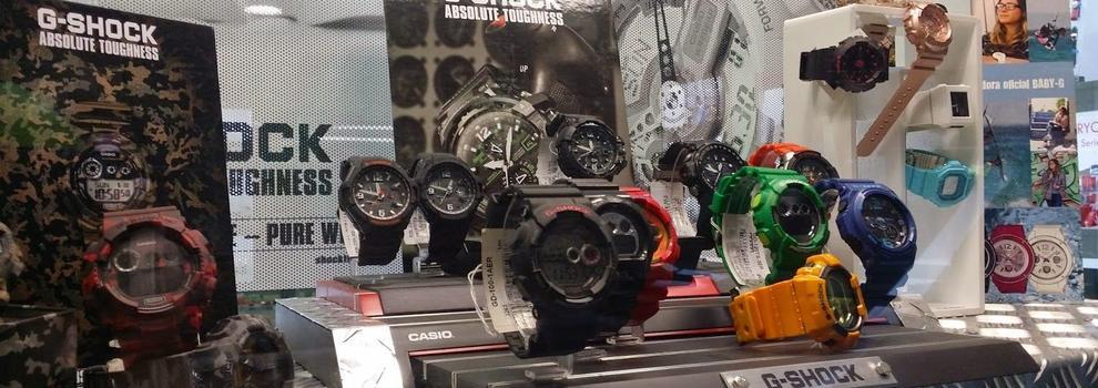Venta de relojes Casio en Ciutat Vella, Barcelona