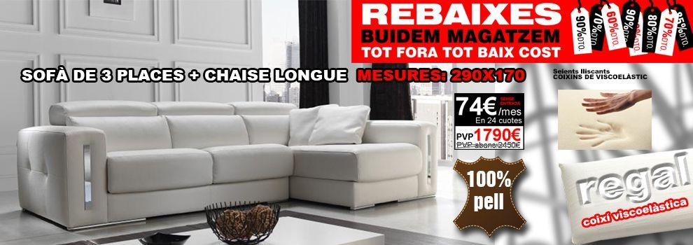 Confort i descans sl - Tiendas de sofas en sabadell ...