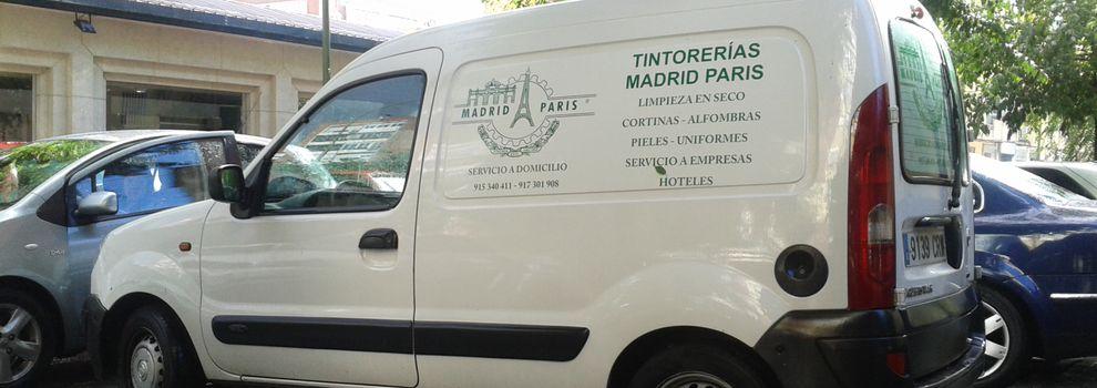 Tintorerías a domicilio en Madrid centro