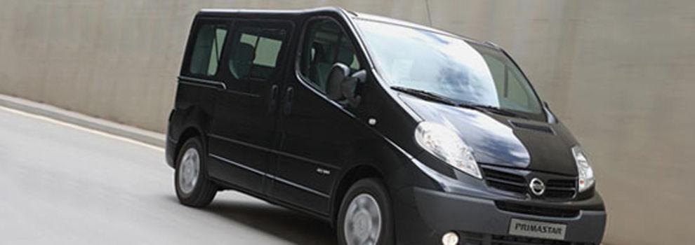 Alquiler de coches y furgonetas en Madrid | Blanauto