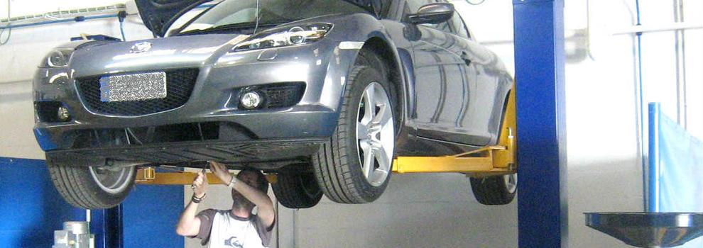 Taller mecánico en Zaragoza