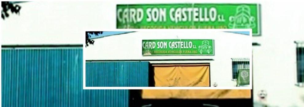 Desguace de coches en Mallorca | Card Son Castelló