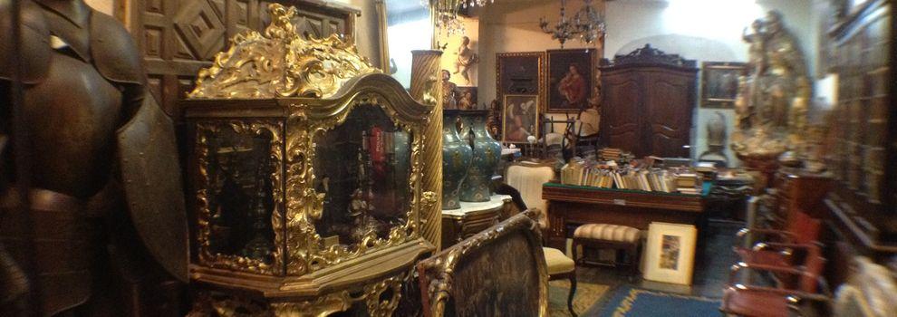 Tienda de antiguedades en el Eixample de Barcelona | Antigüedades Argar