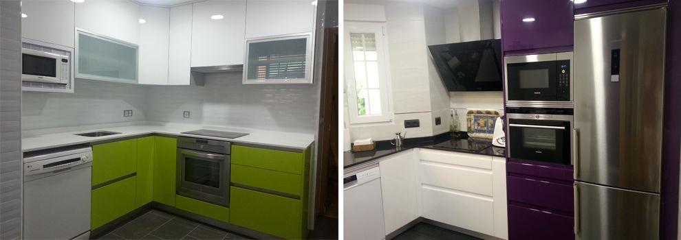 Muebles de cocina baratos en ciudad lineal madrid - Mobiliario de cocina precios ...