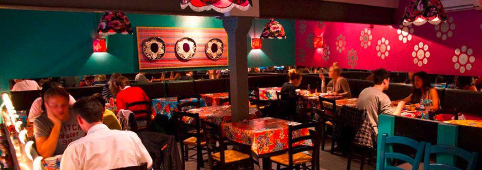 Restaurante mexicano en barcelona mexican restaurant for Los azulejos restaurante mexicano