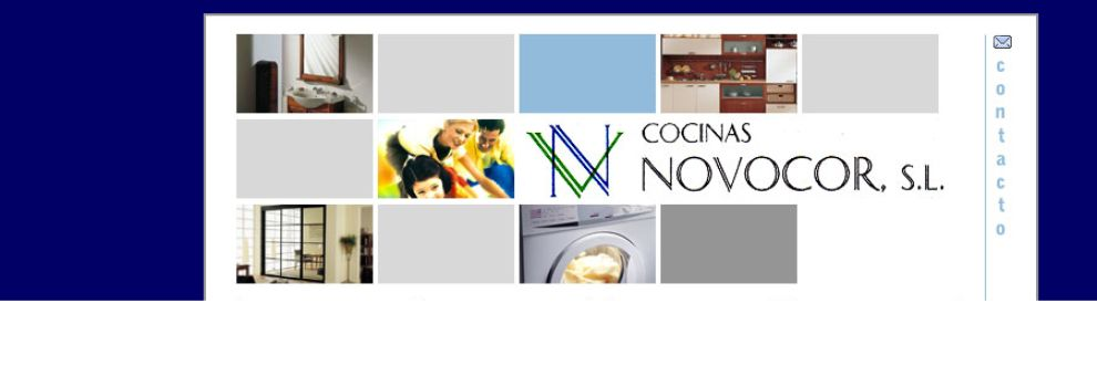 logotipo de COCINAS NOVOCOR SL