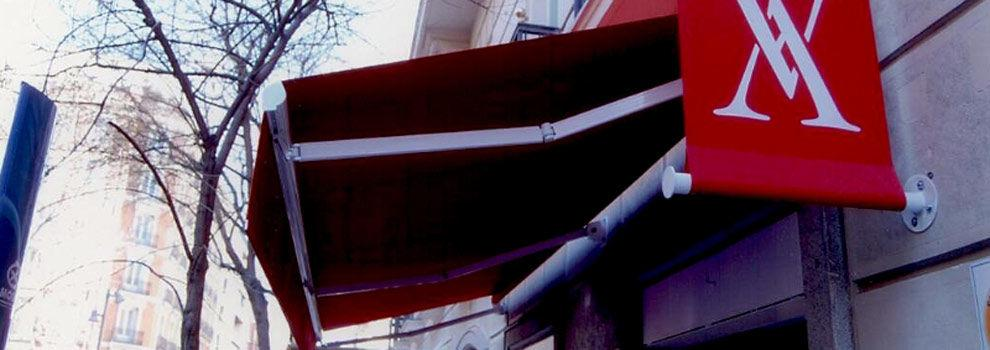 Instalación de toldos en Pozuelo | Toldos California