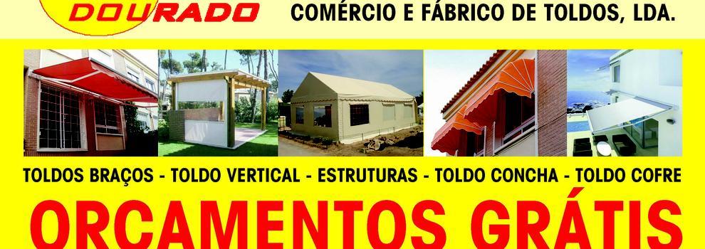 Awnings and pergolas in São João da Talha | El Dourado-Comércio E Fabrico De Toldos Lda