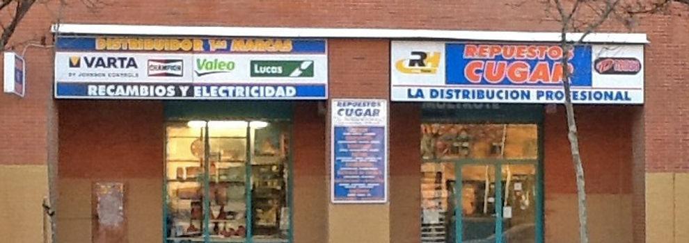 logotipo de REPUESTOS CUGAR SL