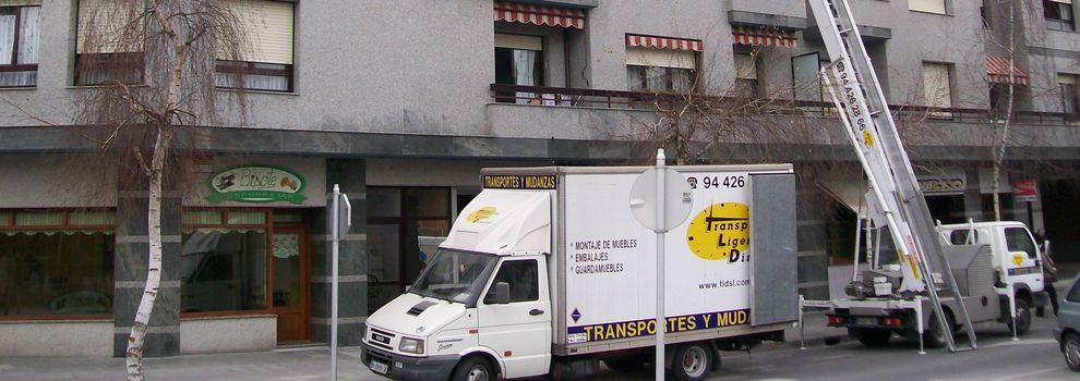 Mudanzas y guardamuebles en Bilbao | Mudanzas T.L.D.