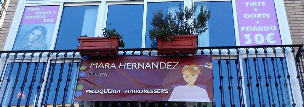 Recogidos para novias en Cartagena | Mara Hernández