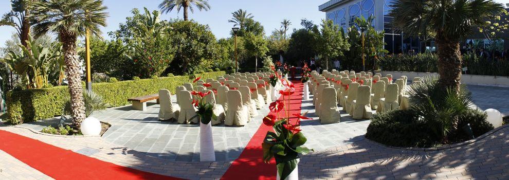Salones de boda en pilar de la horadada y cartagena for Acuario salon de celebraciones
