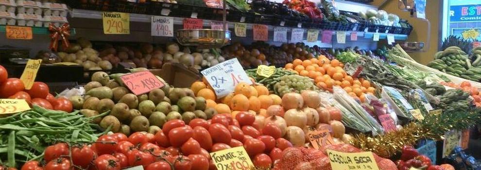 Fruterías en Zaragoza | Frutas Cester