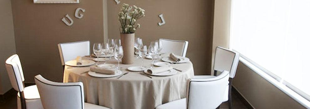 Menús para bodas Bilbao
