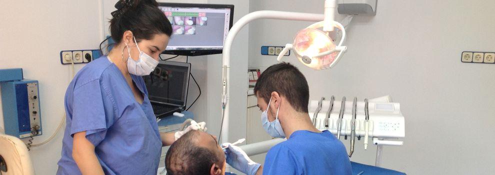 Dentistas baratos en Granollers