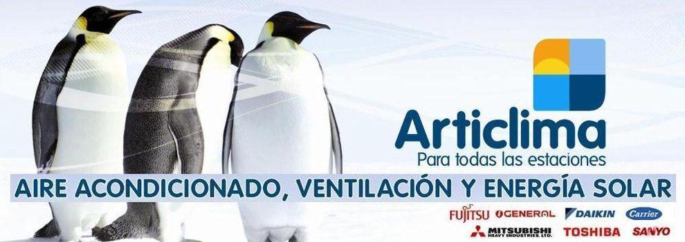 Aire acondicionado en Jerez de la Frontera | Articlima