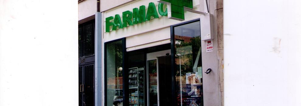Farmacias en Madrid | Farmacia Pontones