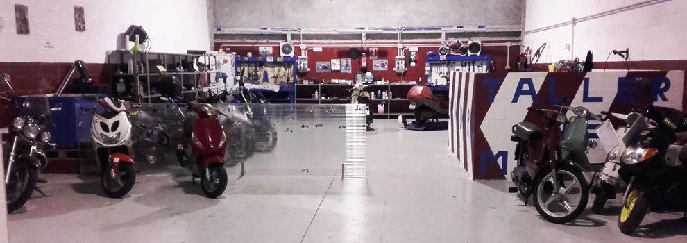 Taller mecánico de motos en Jerez de la Frontera | Naviarcos 28