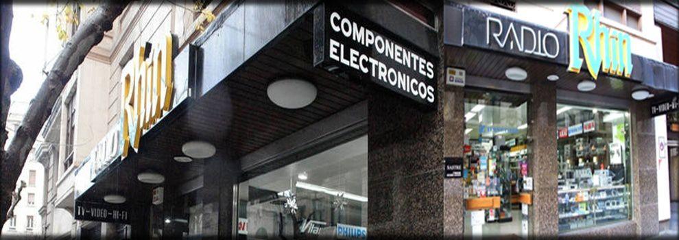 Tiendas de electónica en Bilbao | Radio Rhin