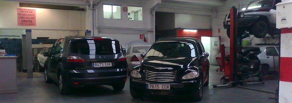 Talleres de automóviles en Valencia | Taller Móvil