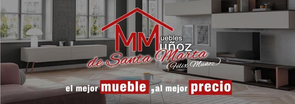Tiendas de muebles en Badajoz | Muebles Muñoz de Santa Marta - Félix Muñoz