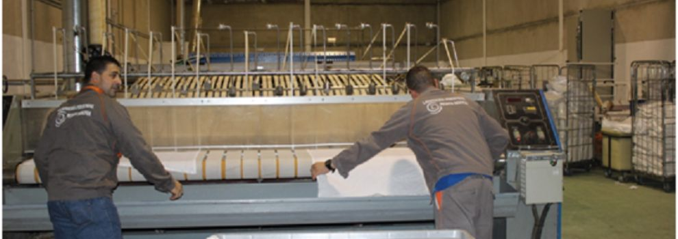 Lavanderías industriales en cádiz | Lavandería Industrial Medina